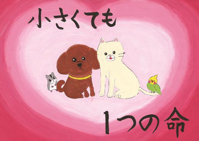 07(公社)静岡県獣医師会長賞/治藤心寧